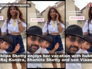 Shilpa Shetty's pictures and videos from her holiday will give you major vacay goals!