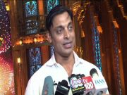 Shoaib Akhtar judges talent show in India
