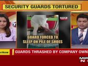 Shocking! Security agency owner brutally tortures employees