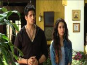 Shraddha, Sidharth on the sets of 'Pyaar Tune Kya Kiya'