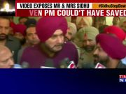 Sidhu evades questions in Amritsar tragedy aftermath