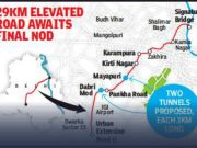 Signal-free elevated corridor from Gurugram to north Delhi