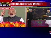 Sikkim gets first airport in Pakyong, PM Narendra Modi inaugurates