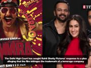 Simmba: Ranveer Singh and Sara Ali Khan starrer falls in legal trouble