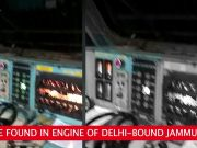 Snake found in engine of Delhi-bound Jammu Mail