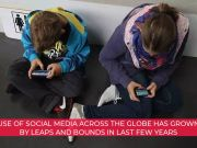 Social media addiction leads to health issues