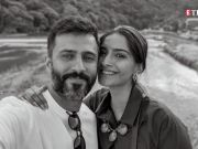 Sonam Kapoor's unseen picture with hubby Anand Ahuja all cuddled up on a yacht in Maldives is too cute to ignore!