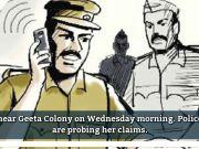 Sonu Punjaban 'attacked' by armed men near Geeta Colony