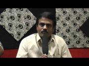 South Indian Film Writers Association Joint Secretary Mr.V.Prabhakar Speech Video