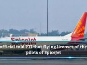 SpiceJet pilots licences suspended by DGCA for violations