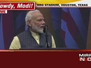 Spirit of Texas is reflecting here, PM Narendra Modi addresses Howdy Modi event