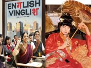 Sridevi dons Japanese look to promote 'English Vinglish'