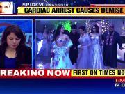 Sridevi's demise: It is a huge loss, says Raveena Tandon