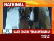 Srinagar: Major Leetul Gogoi detained with woman in hotel