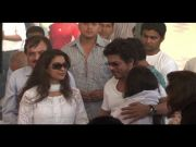 SRK rushed back for Bobby Chawla's funeral