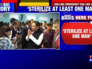 Sterilise at least one man or lose the job: MP Govt to health staff