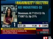 Stocks in news: KEI, Can Fin Homes, ICICI Securities and NBCC