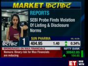 Stocks in news: Sun Pharma, Biocon,GMR Infra and Eris