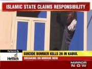 Suicide bomber kills 26 during Nowruz celebration in Kabul