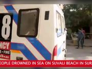 Surat: Three people drowned in sea on Suvali beach, 2 rescued