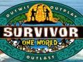 """""""Survivor: One World        Winner Crowned"""