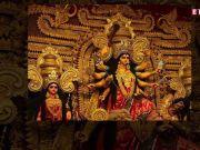 Sushmita Sen feels divine as she does the 'Dhunuchi' dance