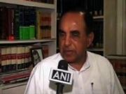 Swami to file petition before EC seeking de-recognition of cong