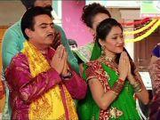 Taarak Mehta......: Jetha, Daya celebrate Shivratri
