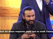 Taimur is just a child, don't stalk him: Saif Ali Khan requests photographers