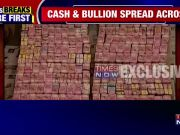 Tamil Nadu: Massive seizure by IT dept, over 100 crore recovered in cash