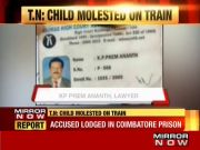 Tamilnadu: Lawyer arrested for molesting a 10-year-old girl on train