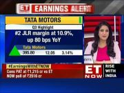 Tata Motors Q3 profit rises about 13-fold on higher JLR sales