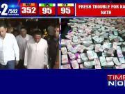Tax raids at Kamal Nath's aides: EC seeks CBI probe