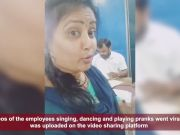 Telangana: Government employees transferred after TikTok videos shot in office go viral
