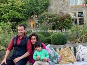 These pics of Taimur Ali Khan with Saif Ali Khan and Kareena Kapoor Khan are the cutest things you'll see today!