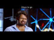 Thikka audio 2 days to go Video 2