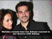 This is how Malaika Arora and Arbaaz Khan's son Arhaan Khan reacted to his parents' divorce