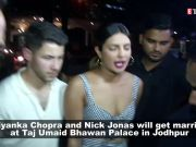 This is the per night cost of Priyanka Chopra and Nick Jonas' wedding at Taj Umaid Bhawan Palace in Jodhpur