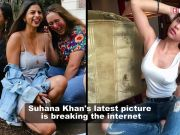 This picture of Shah Rukh Khan's darling daughter Suhana Khan from her play in New York is breaking the internet!