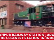 This Rajasthan station is the cleanest across India