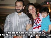 This unseen picture of Taimur Ali Khan and Pataudi family is too cute to miss!