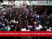 Thousands observe Muharram across India in remembrance of Imam Hussain
