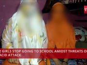 Threats of acid attack, 2 Meerut sisters stop going to school