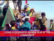 Tibetan people celebrate New Year 'Losar' in Mussoorie