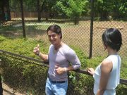 Tiger Shroff adopts a tiger