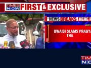 Toilet remark: AIMIM chief Asaduddin Owaisi takes a jibe at BJP MP Sadhvi Pragya