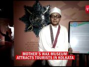 Tourists throng Mother's Wax Museum in Kolkata