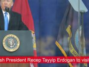 Turkish President Recep Tayyip Erdogan to visit US