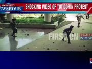 Tuticorin: CCTV visuals confirm protesters go on rampage first