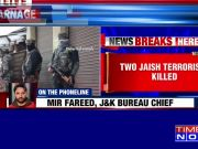 Two JeM terrorists neutralised by security forces in J&K's Pulwama